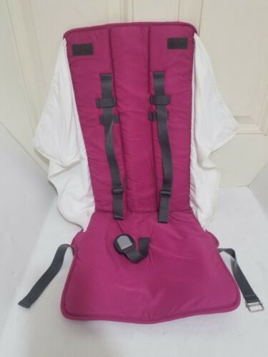 Uppababy G-Luxe Stroller - Replacement Seat Fabric + Seat Pad w/ Harness System