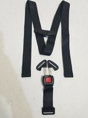 Maxi Cosi Mico 30 Infant Car Seat Belt Straps Harness w/ Buckles & Chest Clip