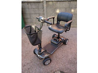 VersaLite Electric Mobility Scooter - Unused Condition - Portable