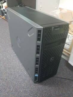 Dell T420 Server 2x Intel E5-2420 8GB RAM 2x300GB SAS RAID