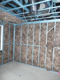 INSULATION BATTS,9m2 thermal /accoustic performance to match