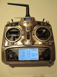 Walkera 2801 pro 8 Channel Transmitter and reciever