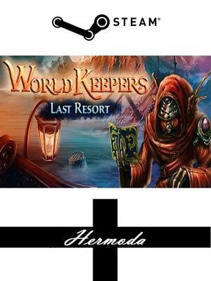 World Keepers: Last Resort Steam Key for PC Windows (Same Day Dispatch) (Samen Keeper)