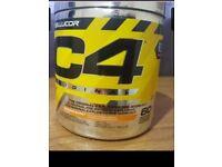C4 preworkout 45 servings