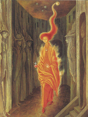 The Call  by Remedios Varo   20
