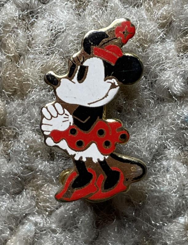 Vintage Minnie Disney Pin Mini Pin
