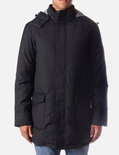 c2c1fd00 GENUINE ARMANI JEANS MENS PADDED 3/4 PARKA COAT - NAVY BLUE - BRAND NEW  CONDITION!   in Hounslow, London   Gumtree