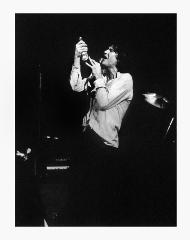1983 KINKS Ray Davies Original NYC Vintage DAVID GAHR Photo