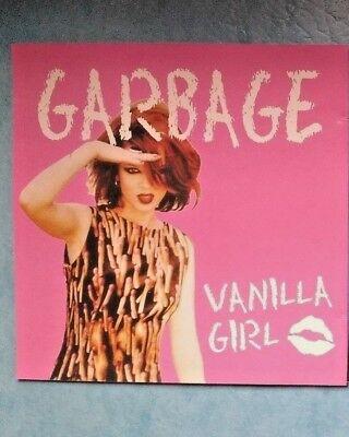 "Garbage – Vanilla Girl -Dusseldorf, ""Philipshalle"" 1996+bonus-rare silver cd"