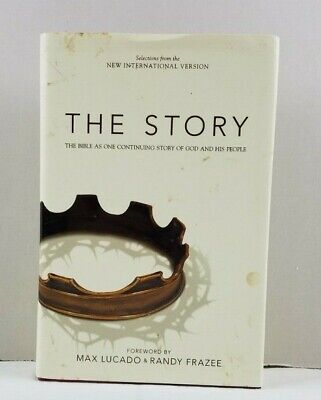 The Story : The Bible as One Continuing Story of God and His People by