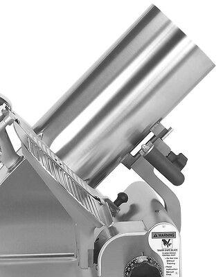 Globe 699-bas 14 Long X 7 Dia Vegetable Hopper For 3000 4000 Slicers