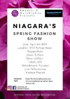 DANCE AUDITIONS FOR NIAGARA SPRING FASHION SHOW