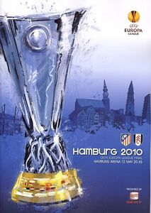UEFA EUROPA LEAGUE FINAL 2010: Fulham v Atletico Madrid