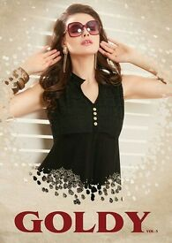 GOLDY VOL-3 WHOLESALE FANCY OUTFITS