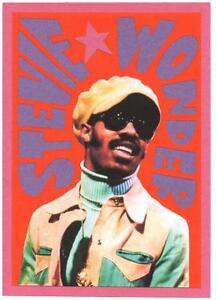 STEVIE WONDER  POSTER, 60's soul music. Tamla Motown.
