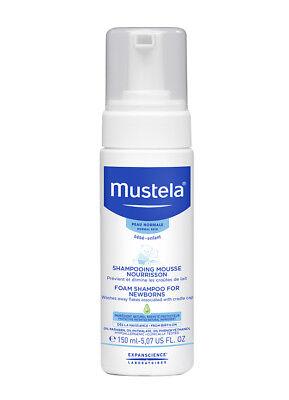 Mustela Foam Shampoo 150ml