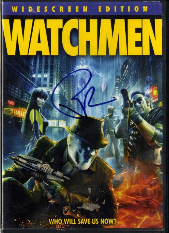 Patrick Wilson Autographed Signed Watchmen DVD Case UACC RD COA AFTAL