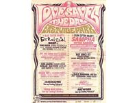 Love Saves The Day Weekend Ticket