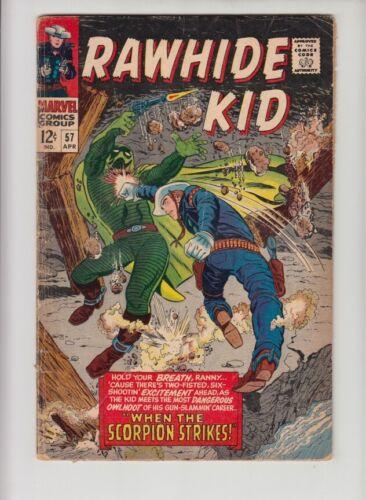 RAWHIDE KID #57 VG