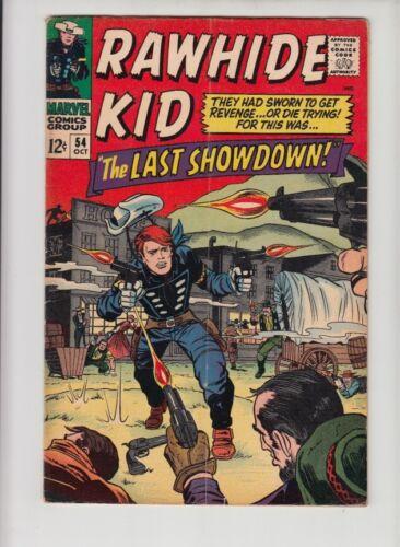 RAWHIDE KID #54 VG/FN