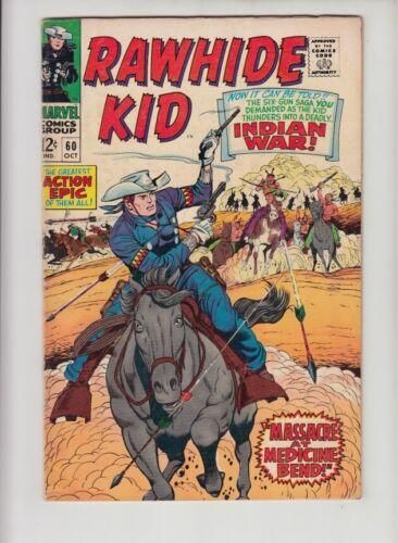 RAWHIDE KID #60 VG/FN