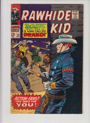 RAWHIDE KID #59 FN