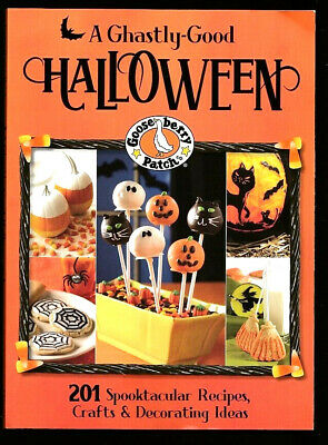 GOOSEBERRY PATCH A GHASTLY-GOOD HALLOWEEN~RECIPES-CRAFTS-DECORATING IDEAS - Halloween Decoration Ideas Crafts