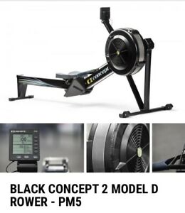Used Concept 2 Skierg and Rower model D with PM5 wanted