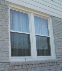 Wanted - Single pane, double or single hung windows and frames