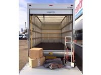 Luton van with tail lift for House & Office Removal Piano,Bike recovery|Delivery|Europe