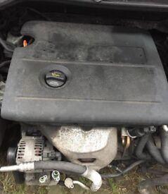 Vw MK5 golf Audi A3 Seat 1.4 Fsi engine