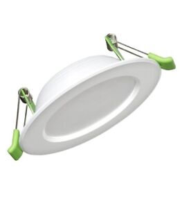 12 x NEW Atom AT9034 12W LED Dimmable Slimline Downlight Kit Moorooka Brisbane South West Preview
