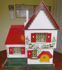 Vintage Fully Furnished 1960s GeeBee Fairytale Cottage