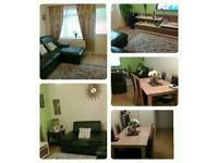 2 bedroom suitable for disable with own garden.