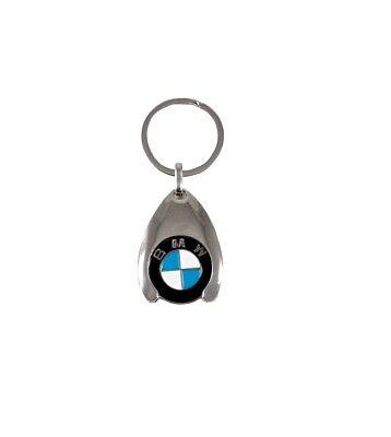 Original BMW Schlüsselanhänger mit Einkaufschip online kaufen