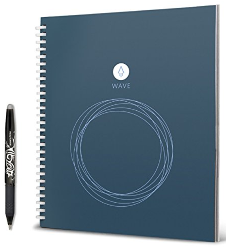 Купить Rocketbook WAV-S - Rocketbook Wave Smart Notebook ,WAV-S,9.5 x 8.5 NEW