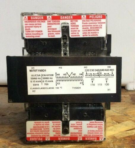 SQUARE D CONTROL TRANSFORMER 9070T150D1