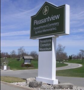 Pleasantview Fonthill Ontario Cemetery Plots - (2) Two