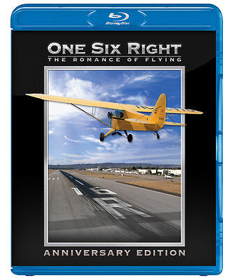 One Six Right: The Romance of Flying - Anniversary Edition Blu-ray Disc