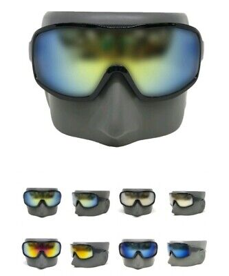 Men Women Cycling Glasses Mountain Bike Goggles Bicycle Sport Sunglasses (Womens Cycling Glasses)