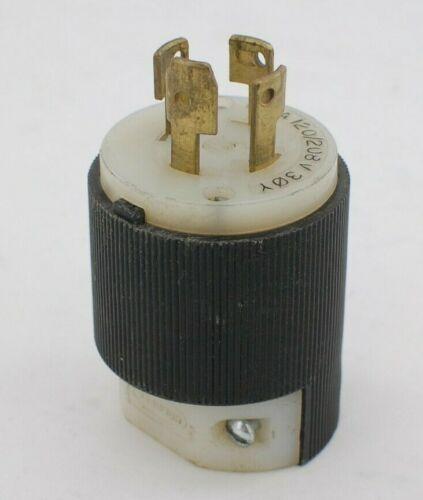 Hubbell L18-30 120/208V Twist-Lock Plug