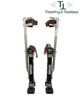 Renegade Pro Drywall Stilts 18 - 30