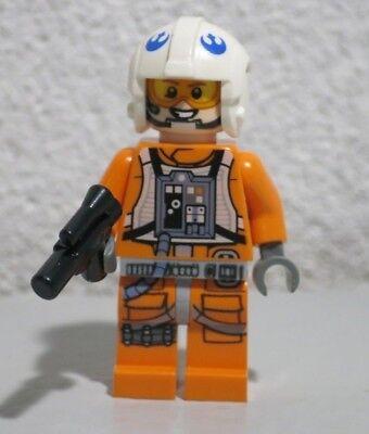 Zin Evalon 11912 Rebel A-Wing X-Wing Pilot Star Wars LEGO Minifigure Figure