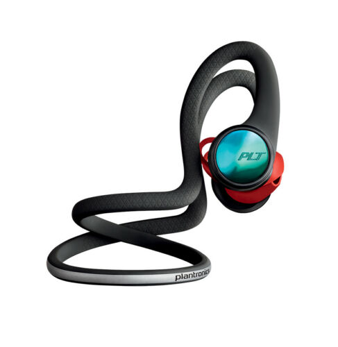 Plantronics BackBeat FIT 2100 Wireless Headphones Sweatproof Waterproof - Black