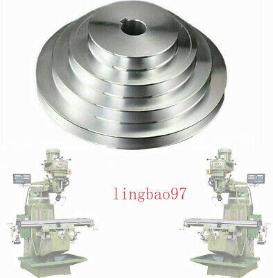 Milling Machine Parts A49 Motor Belt Gear Transmission Pulley For Bridgeport