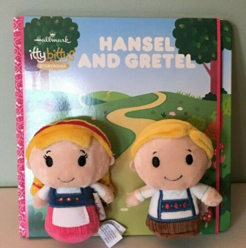 Hallmark Itty Bittys Storybook HANSEL AND GRETEL ~ NWT