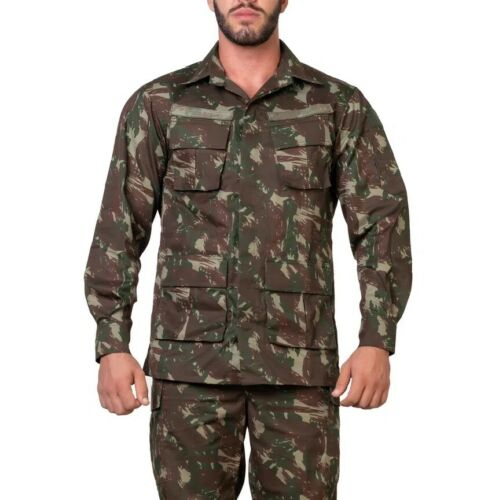Brazilian Army modern camouflage
