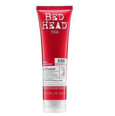 TIGI BED HEAD Urban Antidotes Resurrection Shampoo 8.45OZ 250ml Free Ship