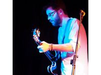 Guitarist Seeks Band