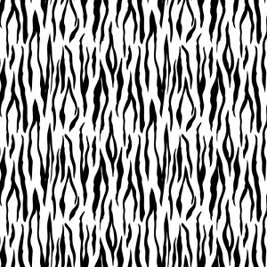 TIGER-STRIPES-White-Black-Vinyl-Decal-3-Sheets-12X12-CRAFT-VINYL-CUTTERS